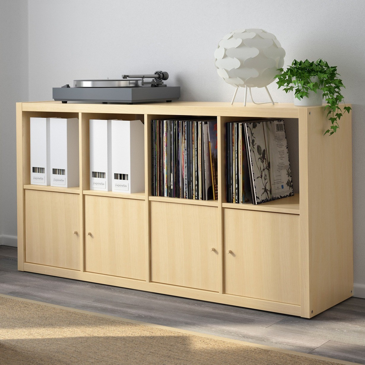 Range Vinyle Ikea The Best Vinyl Record Storage Options Turntable Kitchen