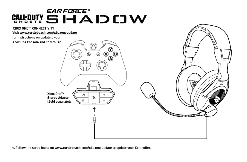 xbox one wiring diagrams