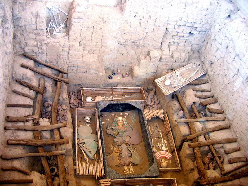 Chiclayo Ruins