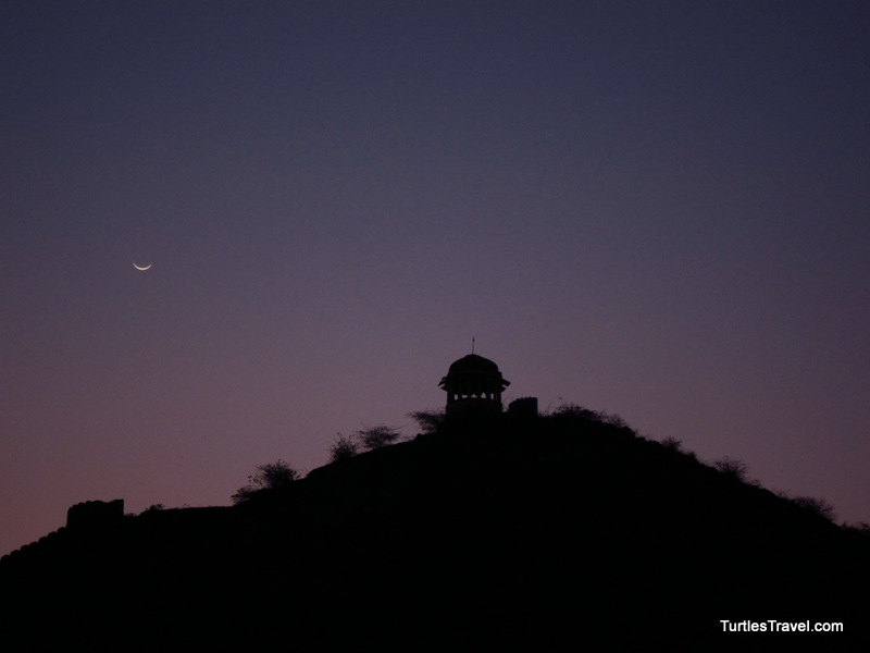 Moonrise, Bundi