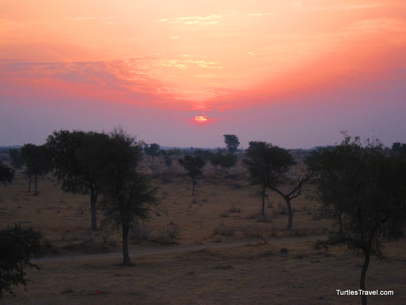 Thar Sunrise