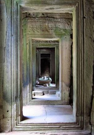 Linga at Angkor Wat