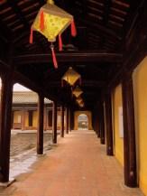 Palace Corridor, Hue