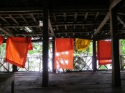 Drying Monks Robes, Luang Prabang