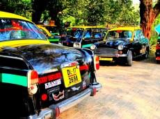 Delhi Taxis