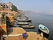The Ganges, Varanasi