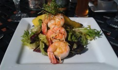 Grilled Shrimp Skewer, Naples, Florida