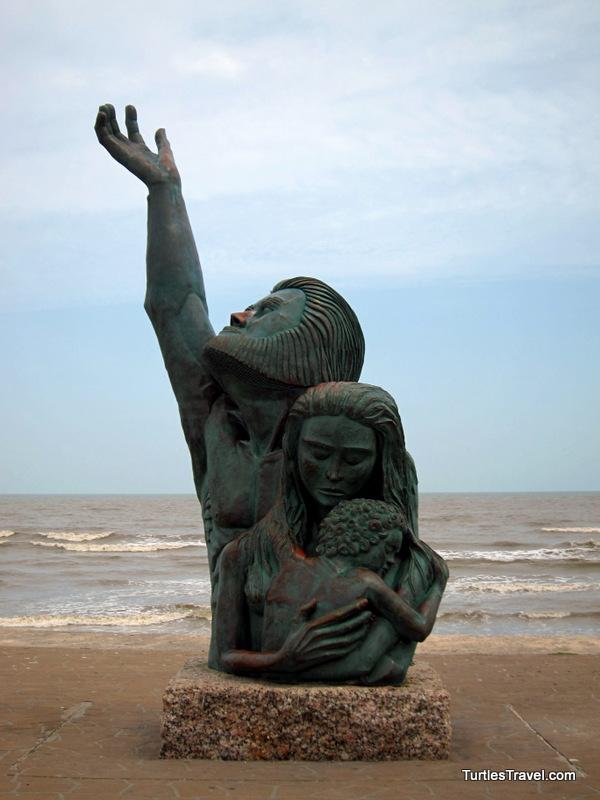 1900 Storm Memorial