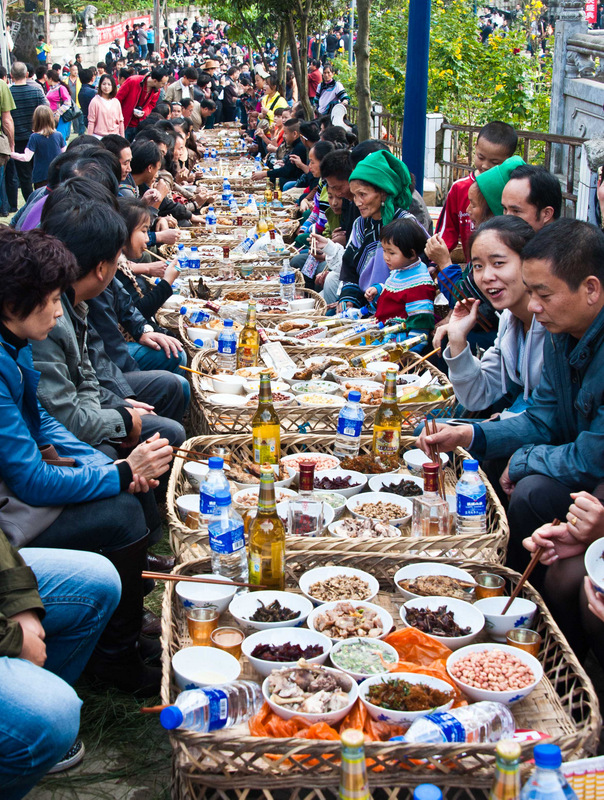 Hani Long Table Feast