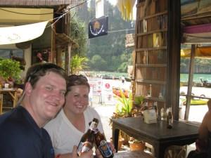 Josh and Liz