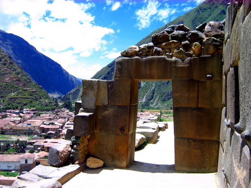 Don't Skip: Ollantaytambo, Peru