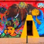 Bogota Mural Candelaria
