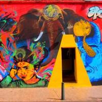 Street Art: Bogota's Cultural Renaissance