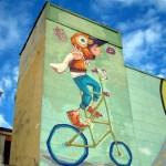 Bogota Street Art, Calle 26