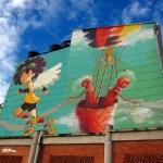 Bogota Street Art on Calle 26