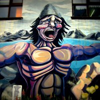 Street Art: The Evolution of Graffiti