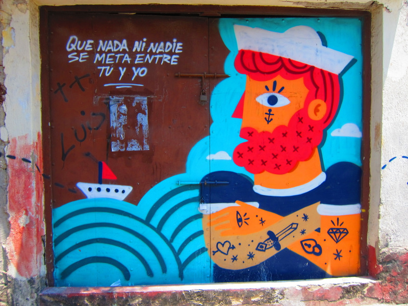 Cartagena Graffiti (10)