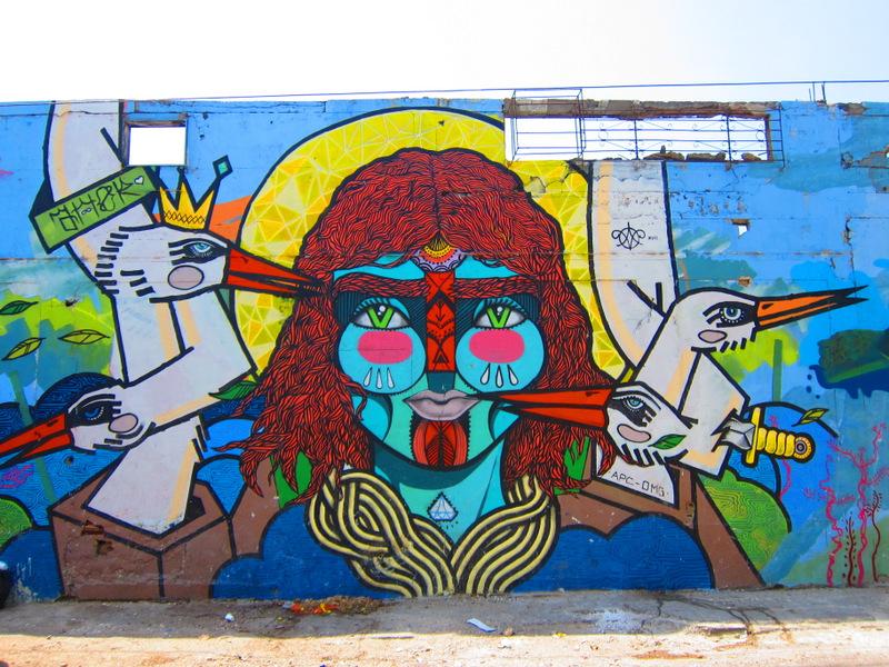 Cartagena Graffiti (3)