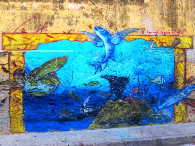 Cartagena Graffiti (6)