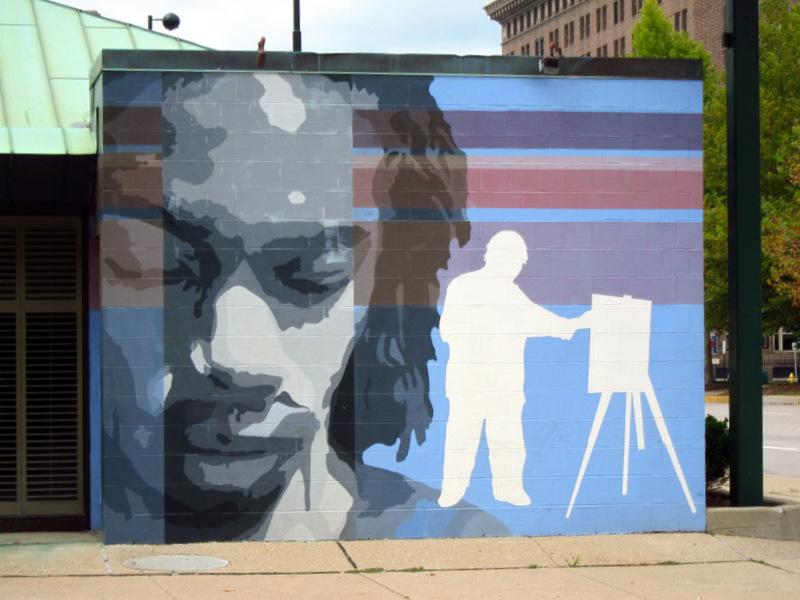 Street Art: Cincinnati