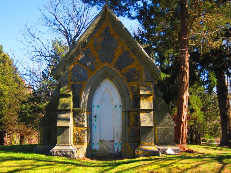 Cape Cod Cemetery