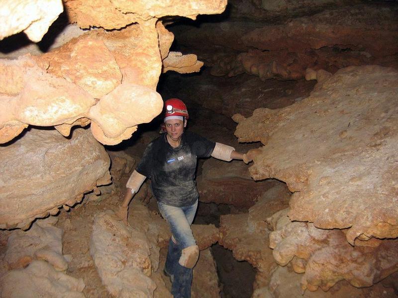 Tamara Wild Caving