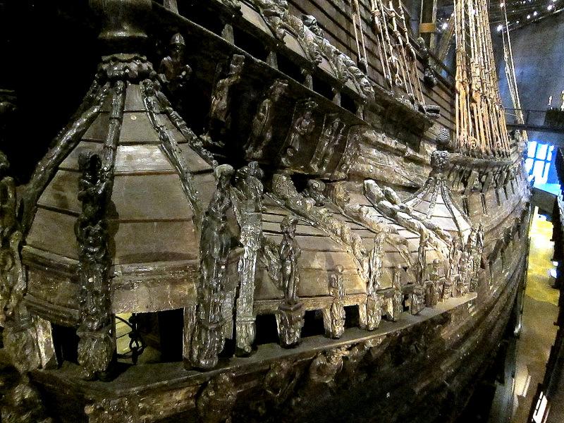Vasa Starboard