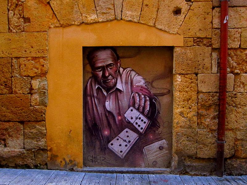 Domino, Tarragona, Spain