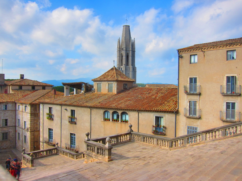 northern Spain road trip, Girona