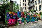 1st Street Green Cultural Park (E Houston)