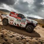 Dakar 2016: Etap 5 Jujuy – Uyuni – relacje zawodników