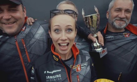 RMF 4RACING Team – Team Spirit na Baja Carpathia