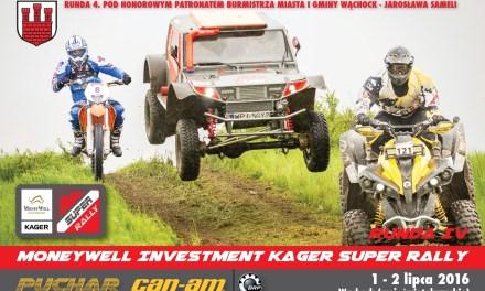 MoneyWell Investment Kager Super Rally – Wąchock – Runda IV – Star Edition