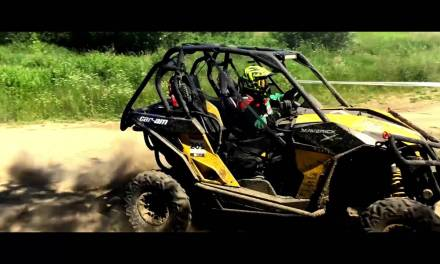 4 runda Super Rally w Wąchocku – VIDEO