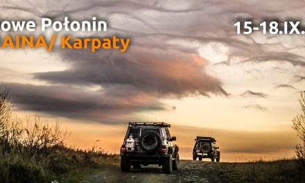 Królowe połonin – przedłużony weekend w Karpatach Ukraińskich