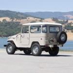 Toyota Land Cruiser FJ40 – ulubieniec amerykańskich kolekcjonerów