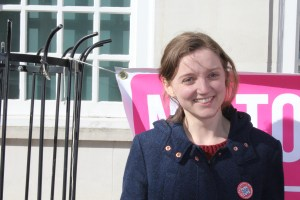 Laurel Forgarty for Kingston & Surbiton