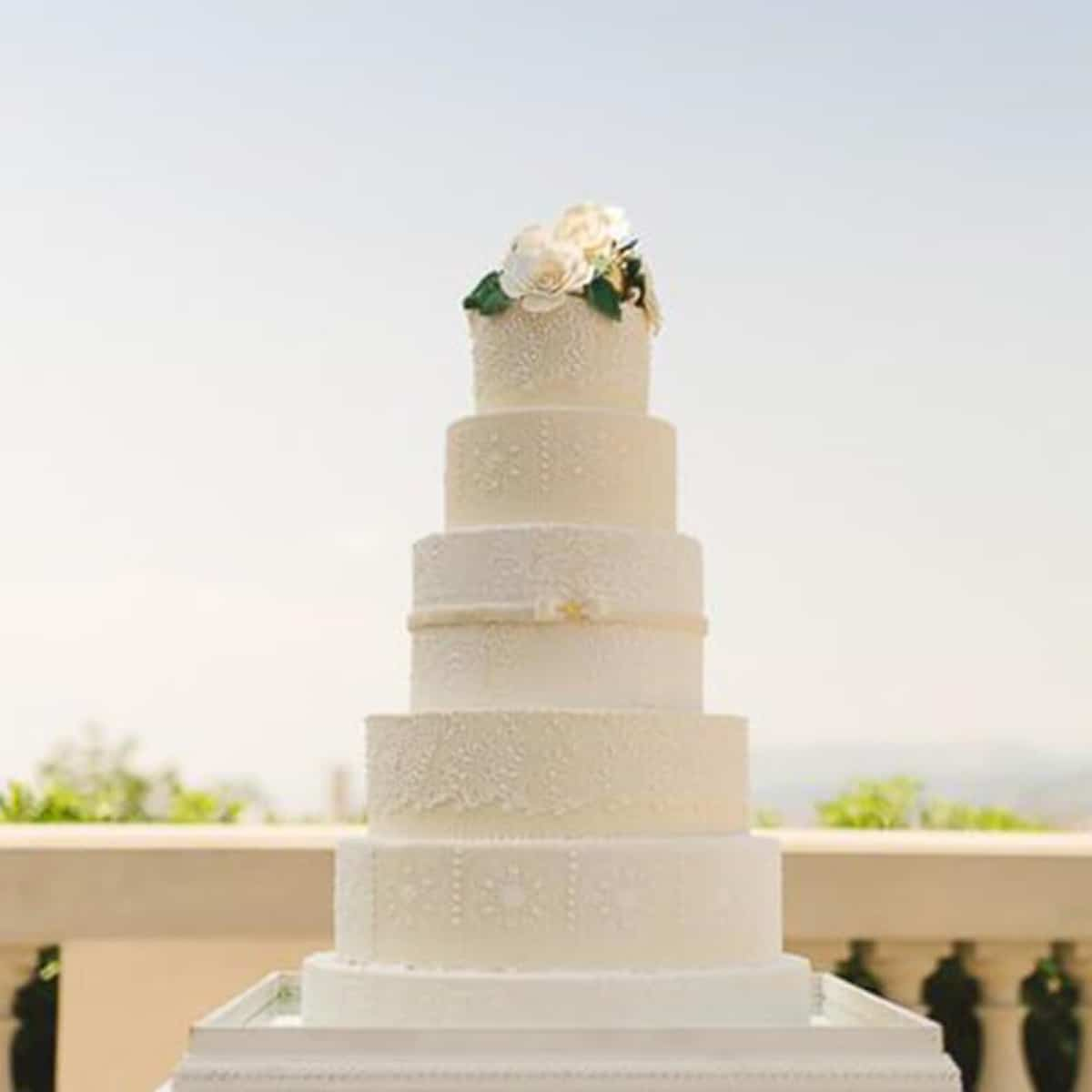 Fullsize Of Italian Wedding Cake