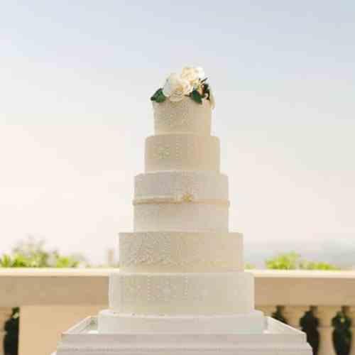 Medium Of Italian Wedding Cake