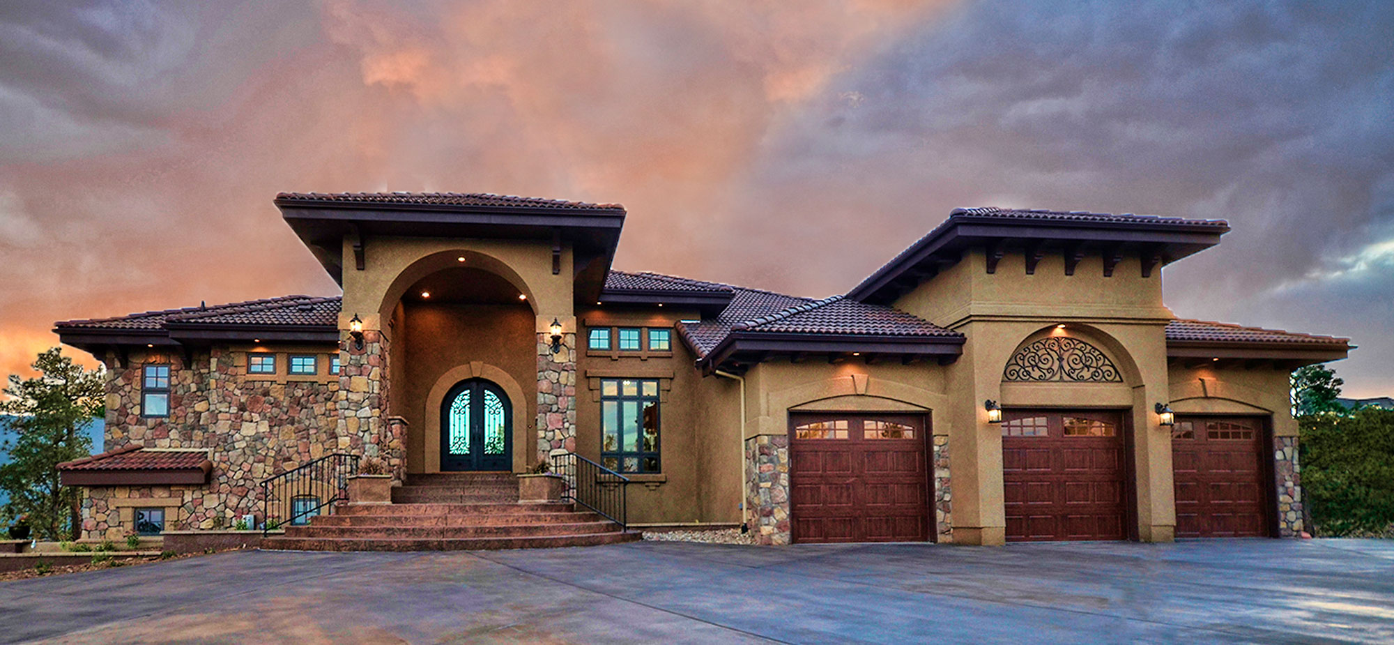 Tuscany Homes New Custom Designed Homes By An Award