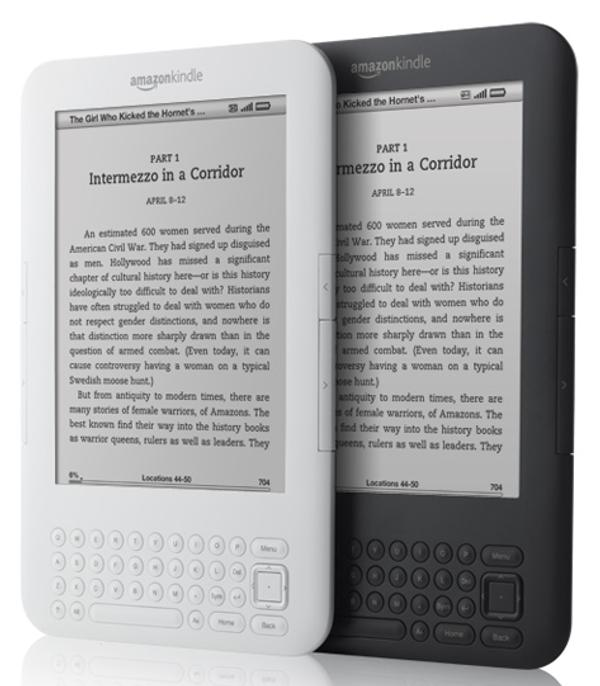 Lector De Libros Digitales Kindle Kindle Graphite, El Nuevo Lector De Ebooks De Amazon