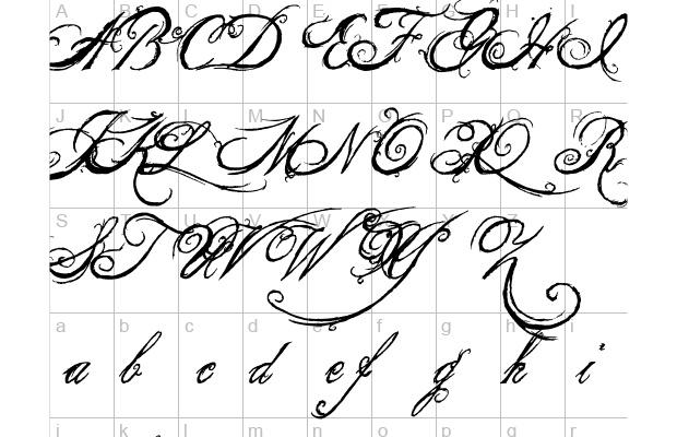 Imágenes de letras para tatuajes Imágenes - Letras Para Tatuajes