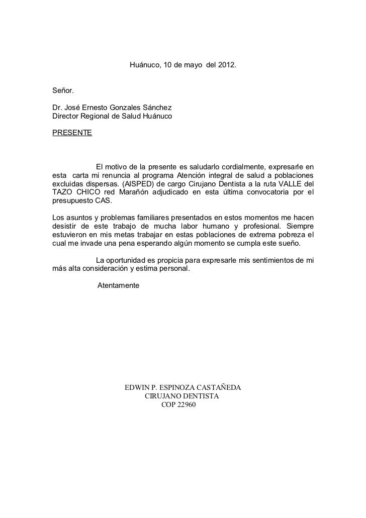 Imágenes de carta de renuncia Imágenes