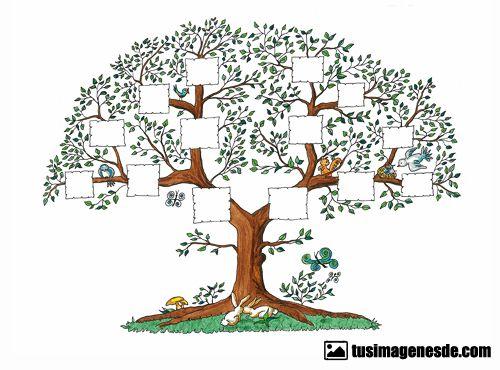Imágenes de árbol genealógico familiar Imágenes