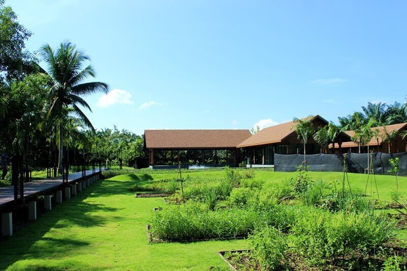 Tusita Wellness Resort Chumphon : Health Garden