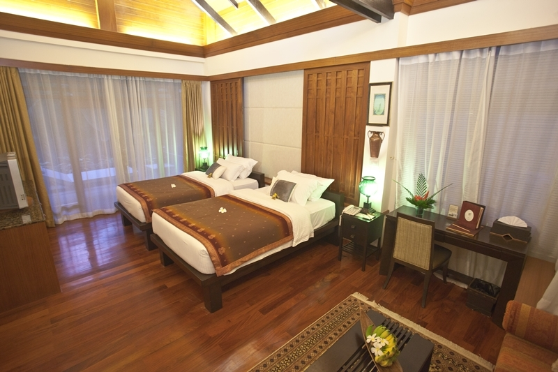Tusita Wellness Resort Chumphon : Grand Deluxe Villa