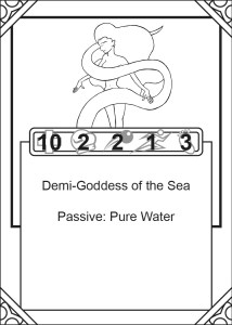 Demi-Goddess of the Sea