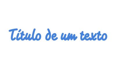 titulo-do-texto