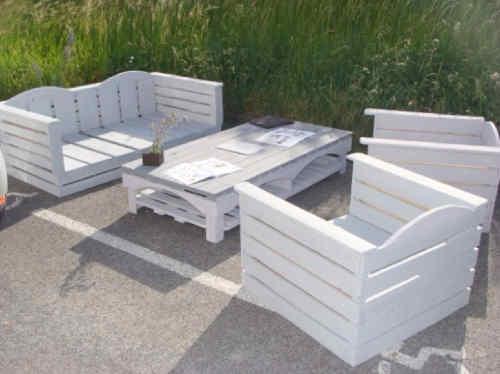 Salon De Jardin Palette Plan | Salon De Jardin En Palette Plan ...