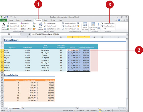 ... Microsoft Excel 2010 Building More Powerful Worksheets   Using   Data  Analysis Excel ...